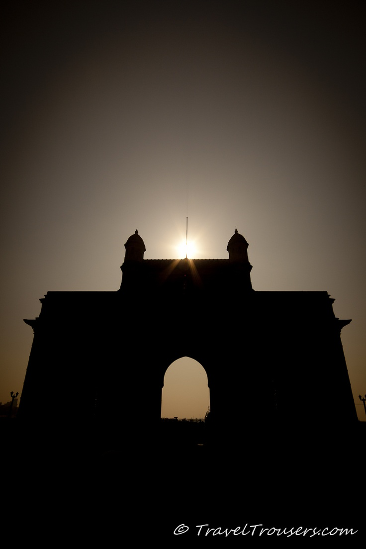 Bombay- the India Gate