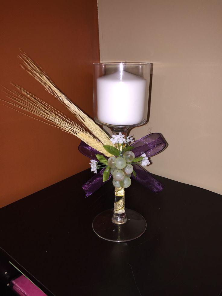 First communion centerpiece