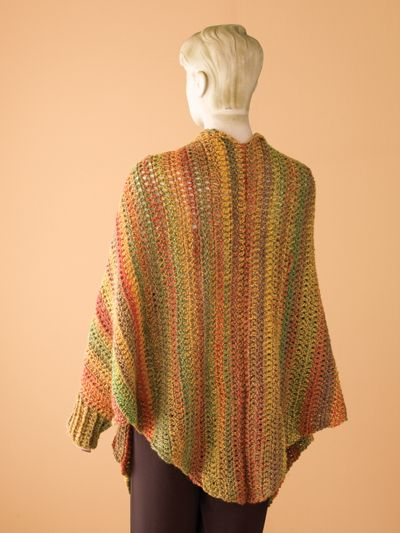 Quick & Easy Cuffed Cape Pattern Pack