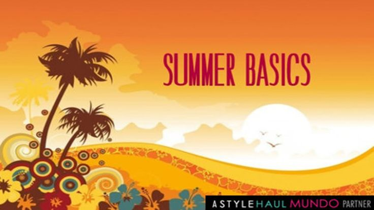 Summer Basics - La Patripedia del Maquillaje