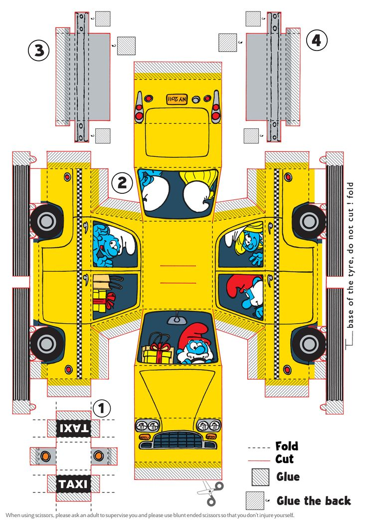 http://www.smurf.com/resources/download/crafts/paper_craft_taxi.jpg