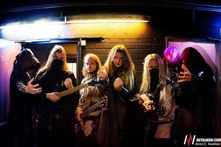 Twilight Force ⚫ Photo by Anne C. Swallow ⚫ Stuttgart 2017 ⚫ #TwilightForce #larp #music #metal #concert #gig #musician #band #artist #celebrity #Sweden #Swedish #Powermetal #dragon #live #concertphotography #Nuclearblast #トワイライトフォース