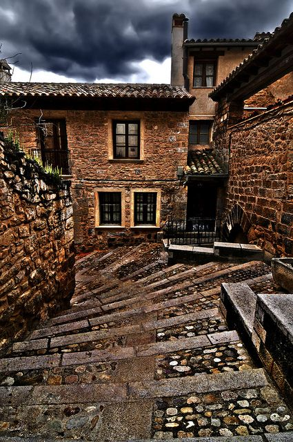 Valderrobres by Jose Luis Mieza Photography, via Flickr