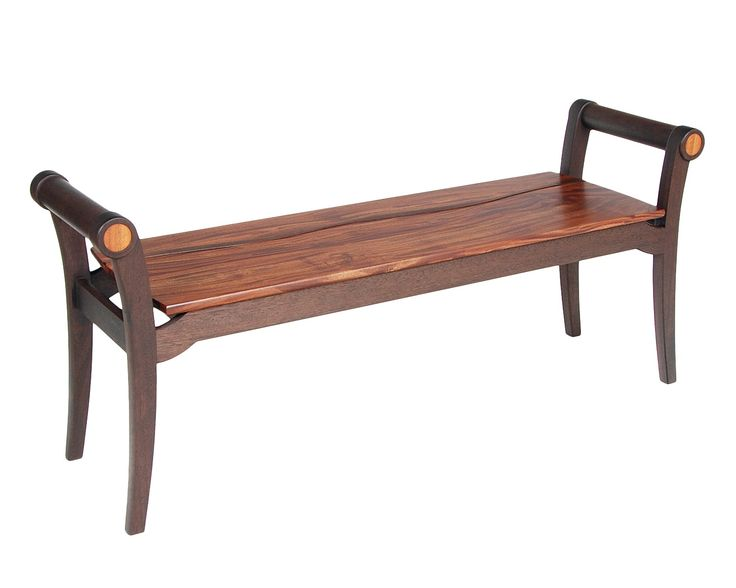 Buy Egyptian Bench by Anthony Kahn - Made-to-Order designer Furniture from Dering Hall's collection of Transitional Benches.