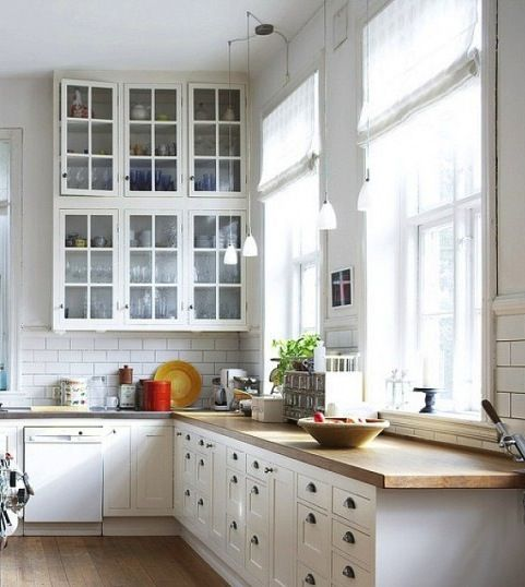 Kitchen Cabinets Glass Designs: 10 Best Shallow Shelves Images On Pinterest