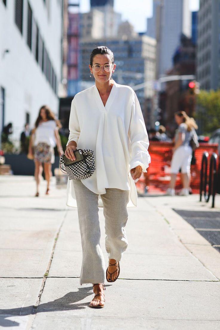 Diese Streetstyles der New York Fashion Week wollen wir jetzt tragen