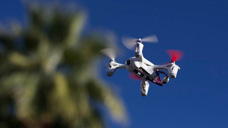 Google Is Officially Testing Burrito Delivery Drones Google Is Officially Testing Burrito Delivery Drones