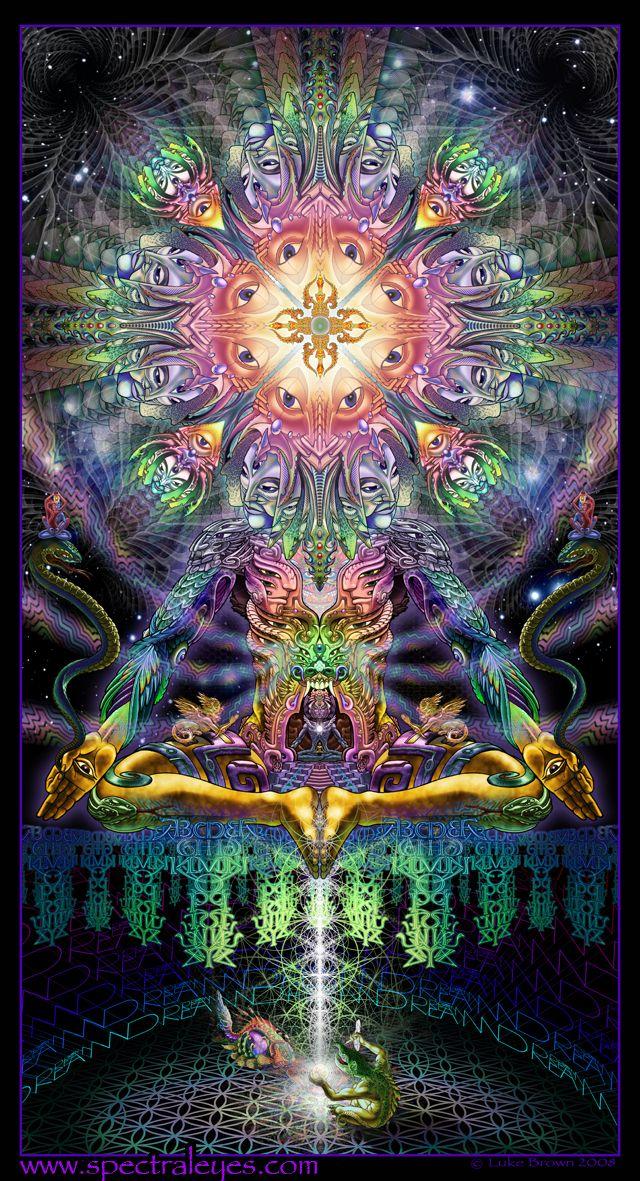 Alpha Centauri [Luke Brown] spectraleyes.com