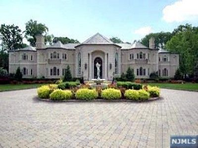 inside huge mansions | Can Anyone Afford Kimora Lee Simmons' Mansion? Phat Chance!