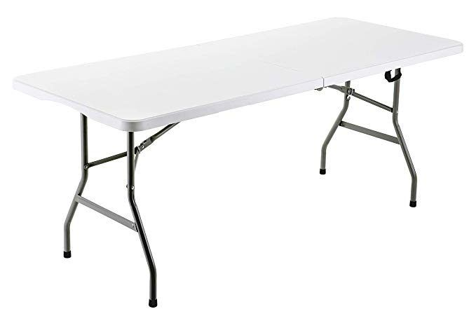 Forup Folding Utility Table Walmart Folding Table Table Walmart Folding Table
