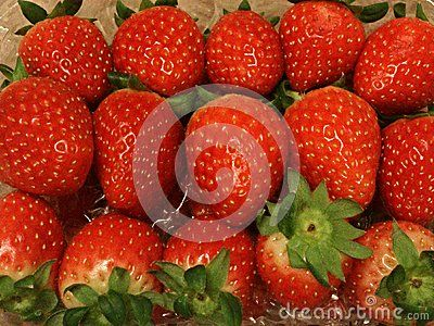 Strawberry is a fruit. Strawberry flavor and fragrance are popular characteristics for consumer.