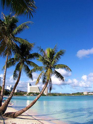 美しいタモンビーチ。シュノーケルも出来ます。 -グアム 観光を集めました。旅行の参考にどうぞ。