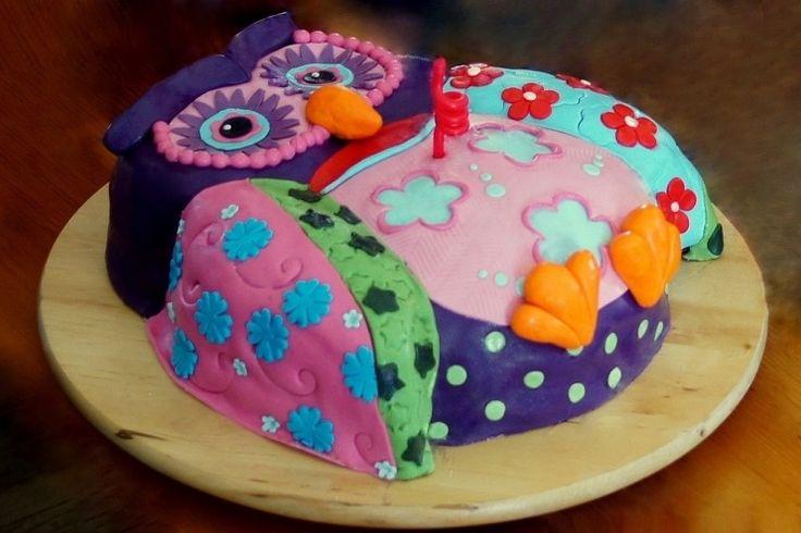 Tort Sowa