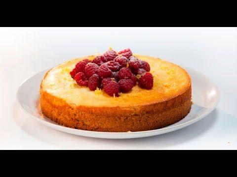Безглютеновый йогуртовый пирог | Теле-теле-тесто - YouTube