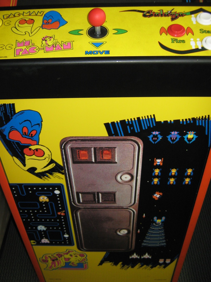 17 Best Images About Pacman Game Arcade 4 Sale On