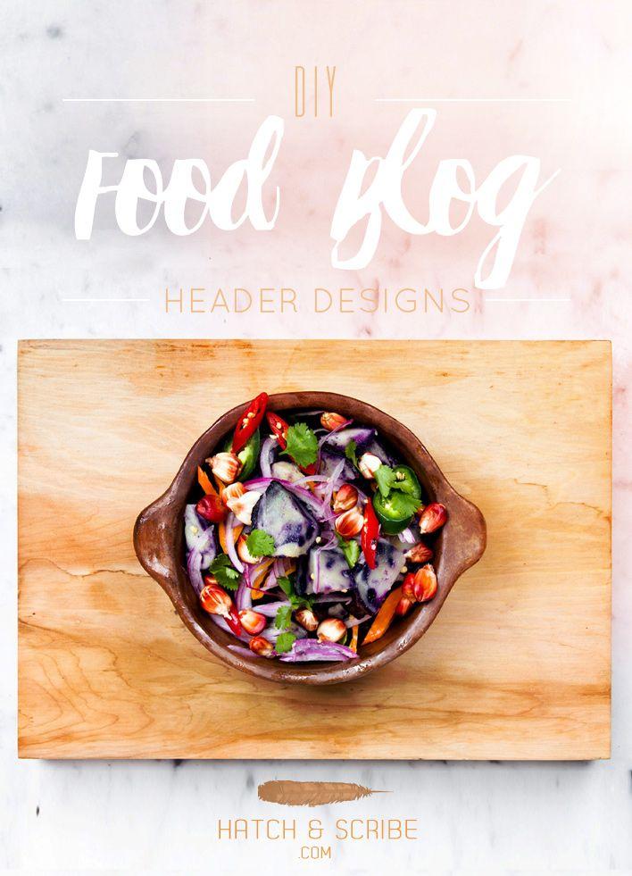 start your food blog