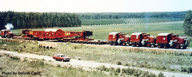 On-Highway Road Train
