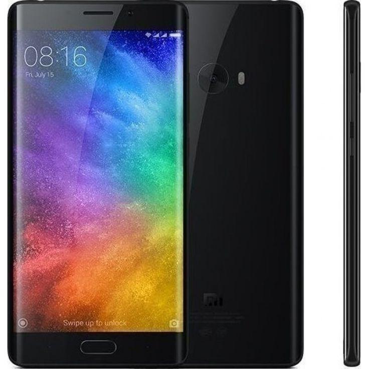 Xiaomi Mi Note 2 Global Edition (128GB/6GB) Black, κάμερα 22.5MP + ΔΩΡΟ Xiaomi Power Bank 5000mAh