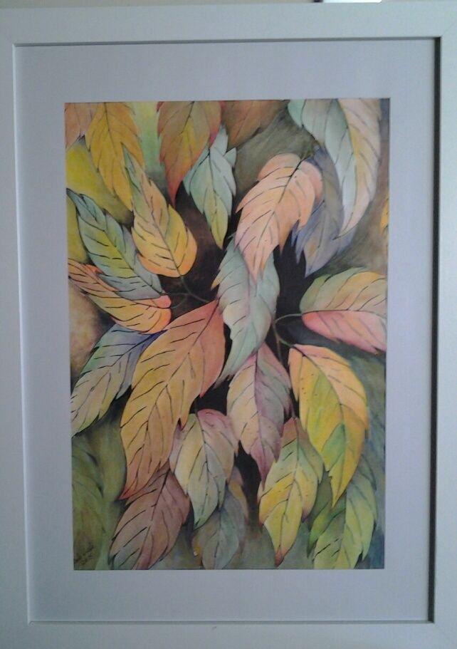 FOR SALE - $245.00 Watercolour Pencil on A2 Mont Marte paper. 40 x 60.