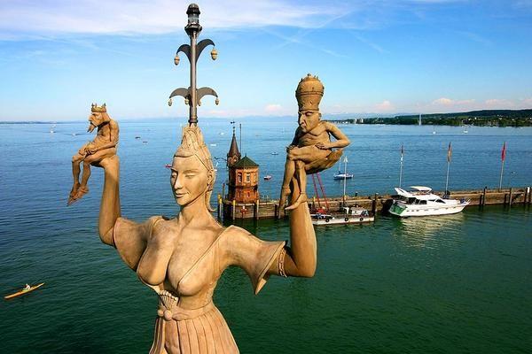 Konstanz am Bodensee :)