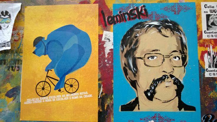 Paulo Leminsk e vá de Bike! Na esquina mais famosa do São Francisco Rua Paula Gomes com Duque de Caxias... Pra quem não sabe por rua, Bar do Torto!