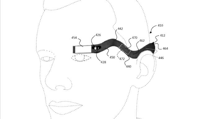 The New Google Glass Could Look Like A Monocle Get ready for the Google Monocle. The U.S. Patent and Trademark Office has granted a new patent to Google for a potential upcoming version of Google Glass. The best way to put it is that it doesnt look like a pair of glasses anymore  its a glorious monocle that wraps around your head. Read More