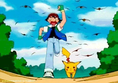 Pika & Ash running from Spearow's army! Touching episode! . . . . #Pokemon #pokemongo #pokemoncenter #ditto #pokemonlife #myjapanbox #mypokemonbox #monthlybox #premiumbox #japan #japon #japones #onlyinjapan #pikapika #PocketMonsters #Anime #Manga #VideoGames #PokemonCards #PokemonTCG #PokemonSun #PokemonMoon #PokemonCommunuty #ShinyPokemon #GameFreak #Artwork #Spearow #Memories #Love #Run