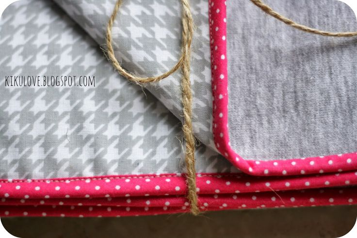 sweatshirt&cotton baby blanket