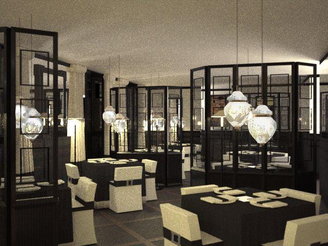 95 best bars & restaurant design images on pinterest | restaurant