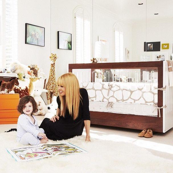 Celebrity Nurseries - Nursery Decorating Ideas - House Beautiful
