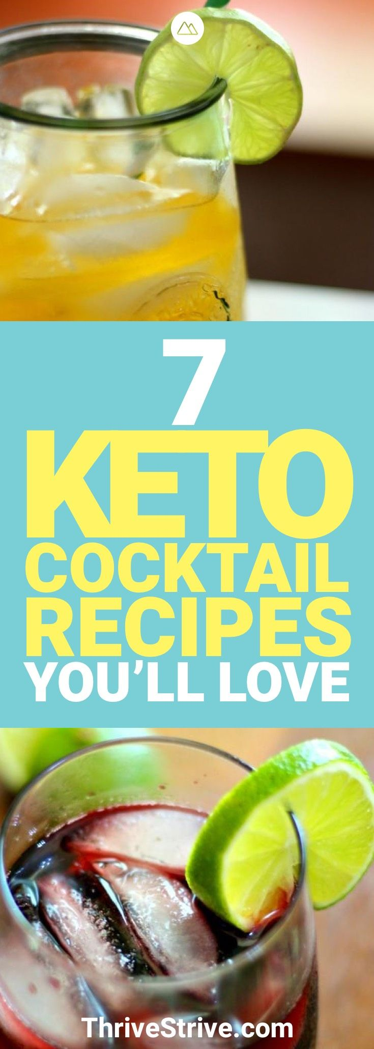 When you're on a ketogenic diet, you can easily stay in ketosis while you're having a few drinks on a night out. These 7 keto alcohol recipes prove that.