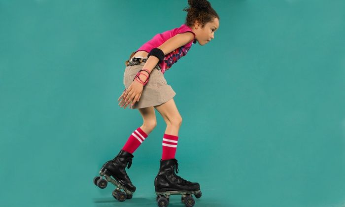 All American Skating Center - Stone Mountain: Roller-Skating for Two or Four with Snacks at All American Skating Center (Up to 48% Off)
