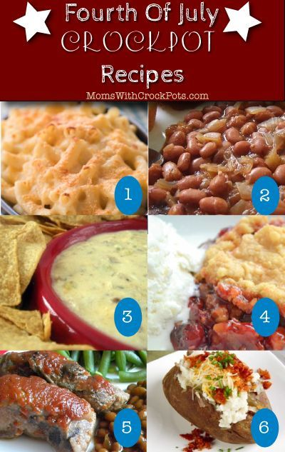 4th july casserole recipes