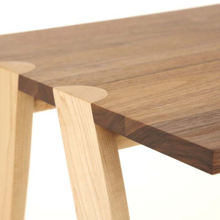 Dare Studio Prudence Table | DESIGN woodlove | Pinterest ...
