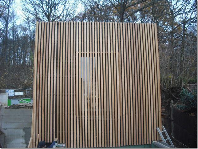 1000 id es sur le th me bardage claire voie sur pinterest bardage douglas bardage bois et bardage. Black Bedroom Furniture Sets. Home Design Ideas