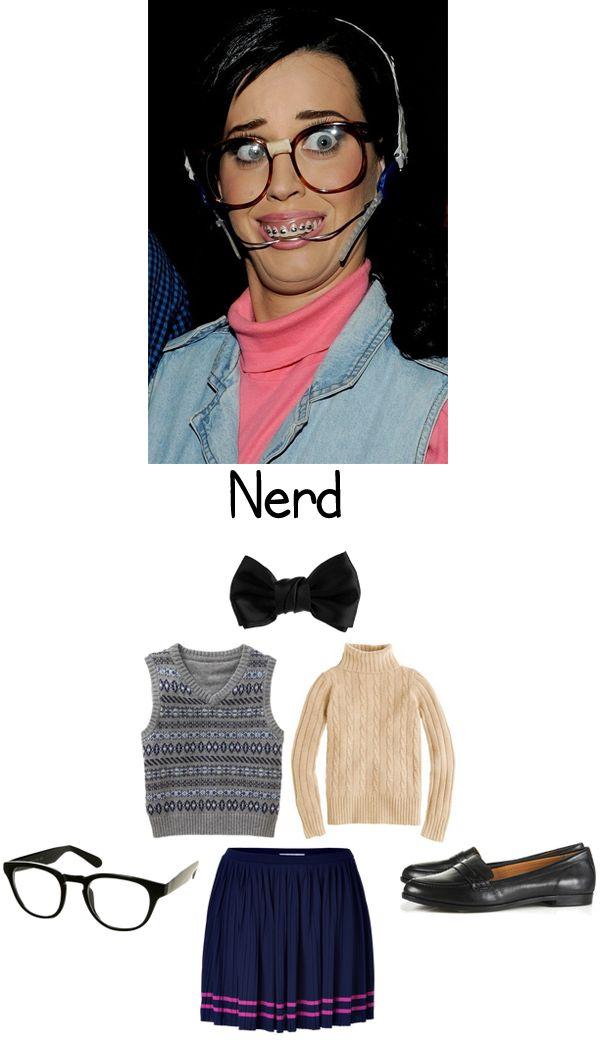 Nerd Halloween Costume