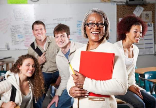 The top 10 education blogs for high school teachers.