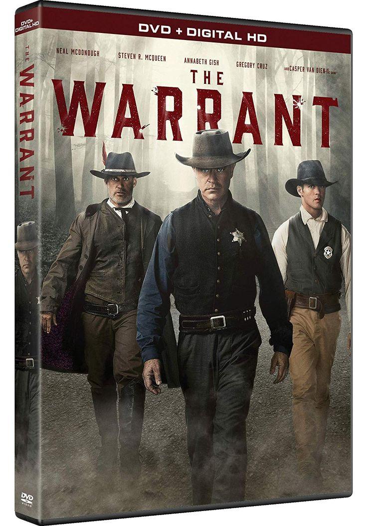 The Warrant Annabeth gish, Movie genres, Dvd