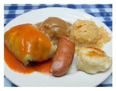 Polish Village Cafe Hamtramck MI Best Comfort Food
