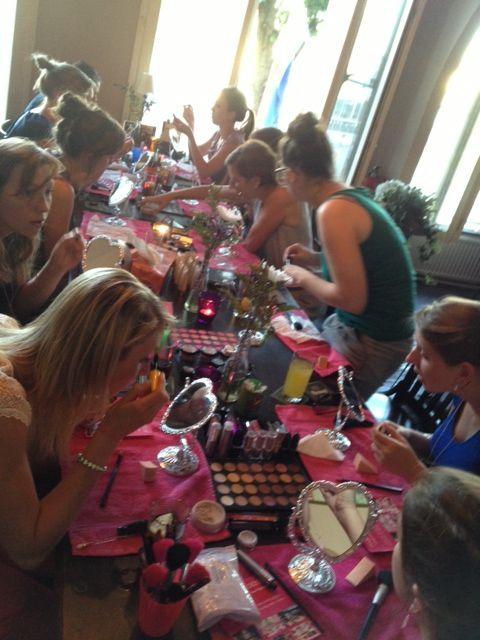 Visagieworkshop Maastricht by http://www.makeupboost.nl
