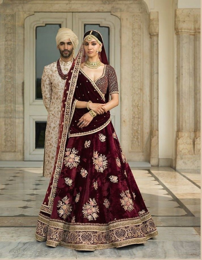 182 best Bridal lehenga blouse set images on Pinterest
