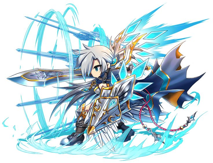 Holy Blades Sefia Analysis | Brave Frontier Forum