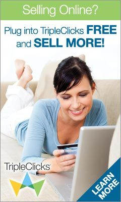 Have old stuff in closets or your attic? Get rid of your old stuff now and earn income from it.  Start selling now at www.tripleclicks.com/13853758/ECA