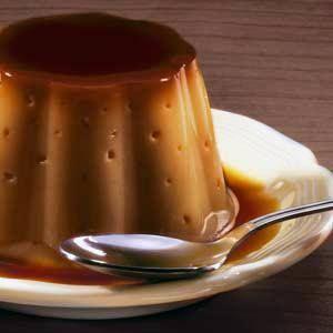 Cómo hacer flan de café casero