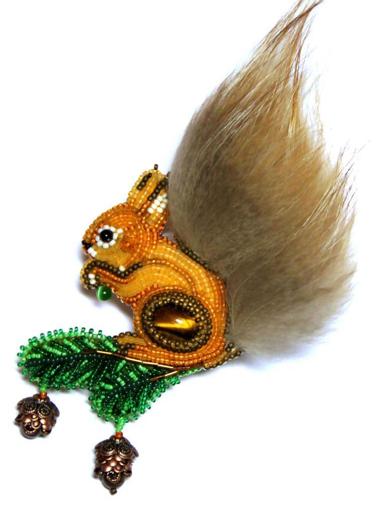 Белочка. Belochka or little squirrel