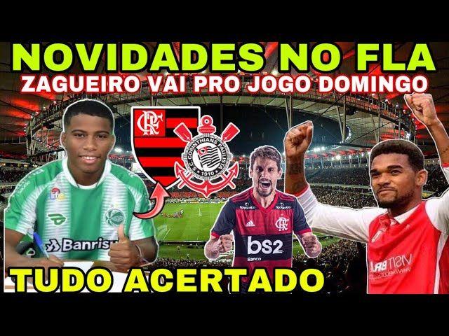 Zagueiro Vai Pro Jogo Contra O Corinthians Domingo Fla Acerta Com Meio Campista Ex Juventude Em 2021 Zagueiro Palmeiras E Flamengo Jogo Contra