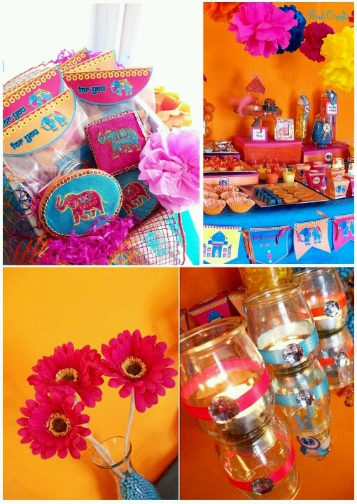 Bollywood themed Ideas for my bridal shower ;) hopefully someone sees this :)