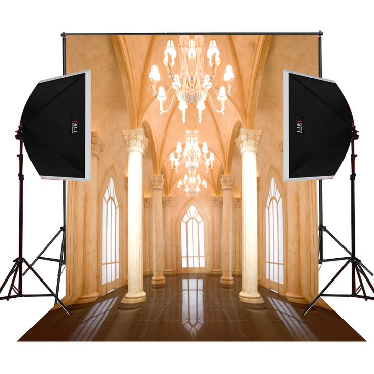 crown lights lobby church background for wedding props cloth digital backdrops camera fotographical studio photo vinyl backdrop  #Affiliate