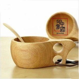 2015 Real Garrafa Termica Squeeze Mug Flavor Kuksa Portable Coffee Milk Cup for Zakka Japanese Style Wood Handmade Eco-friendly - http://www.aliexpress.com/item/2015-Real-Garrafa-Termica-Squeeze-Mug-Flavor-Kuksa-Portable-Coffee-Milk-Cup-for-Zakka-Japanese-Style-Wood-Handmade-Eco-friendly/32257800306.html