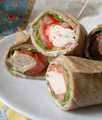 Gluten Free Wraps- these are my favorite!